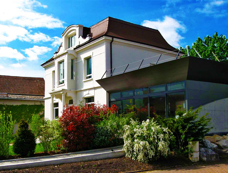 maison du haut Rhône Seyssel