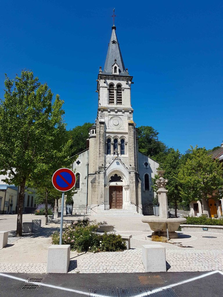 Église de Seyssel Ain