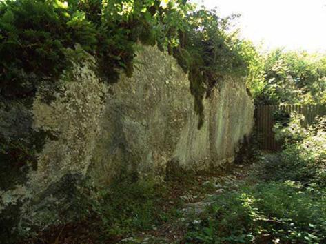 La voie romaine du Fier