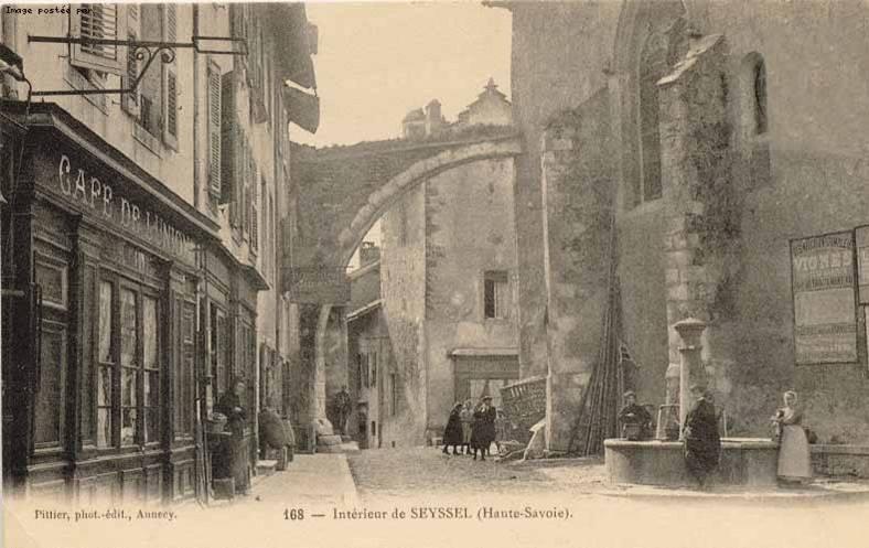 L'arche Seyssel