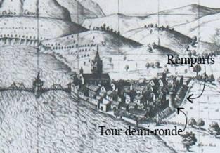 Les remparts Seyssel