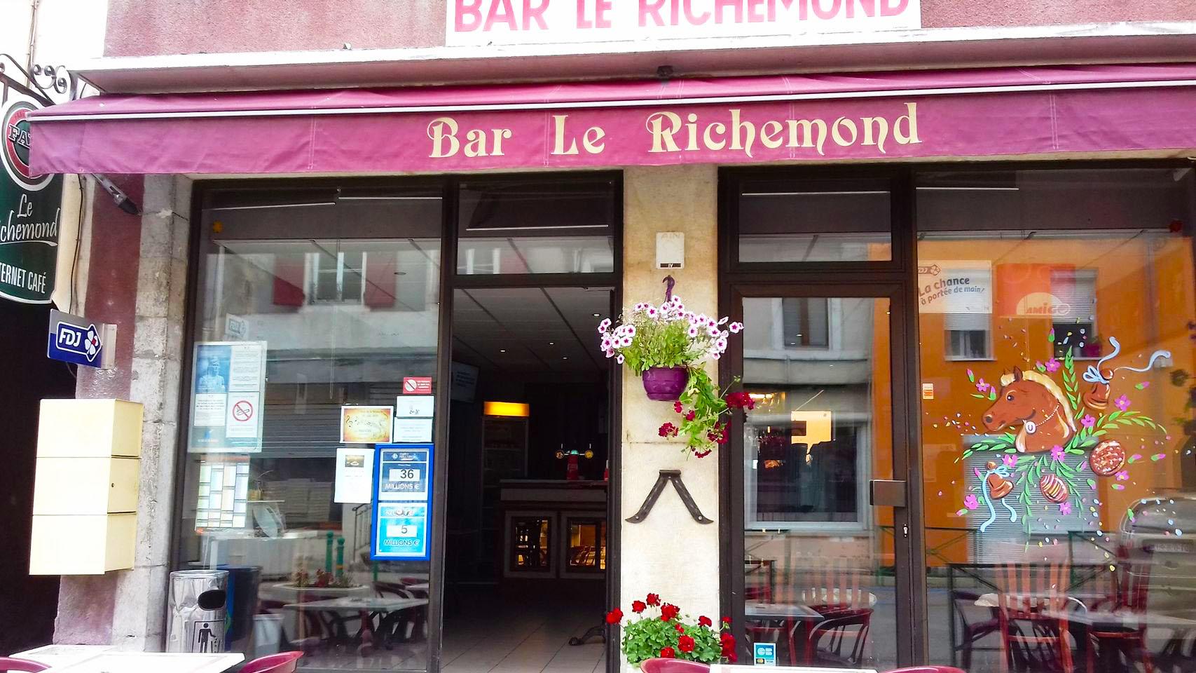 bar le richemond