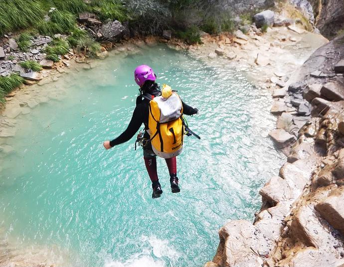 canyoning Seyssel