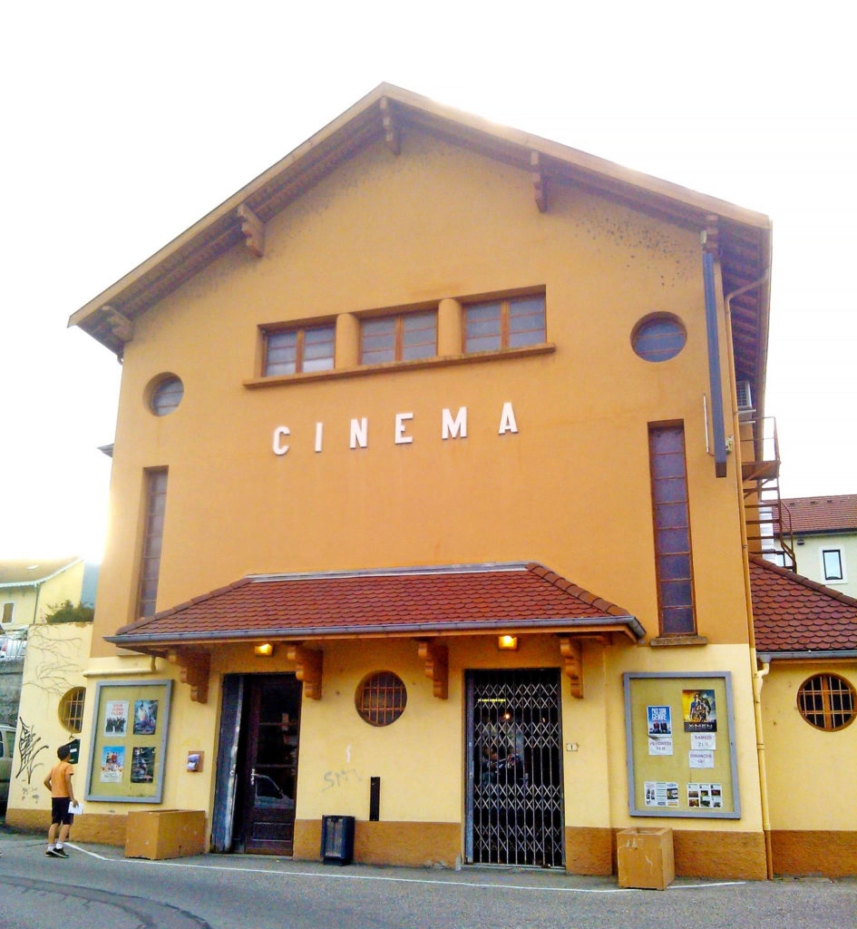 cinéma Seyssel