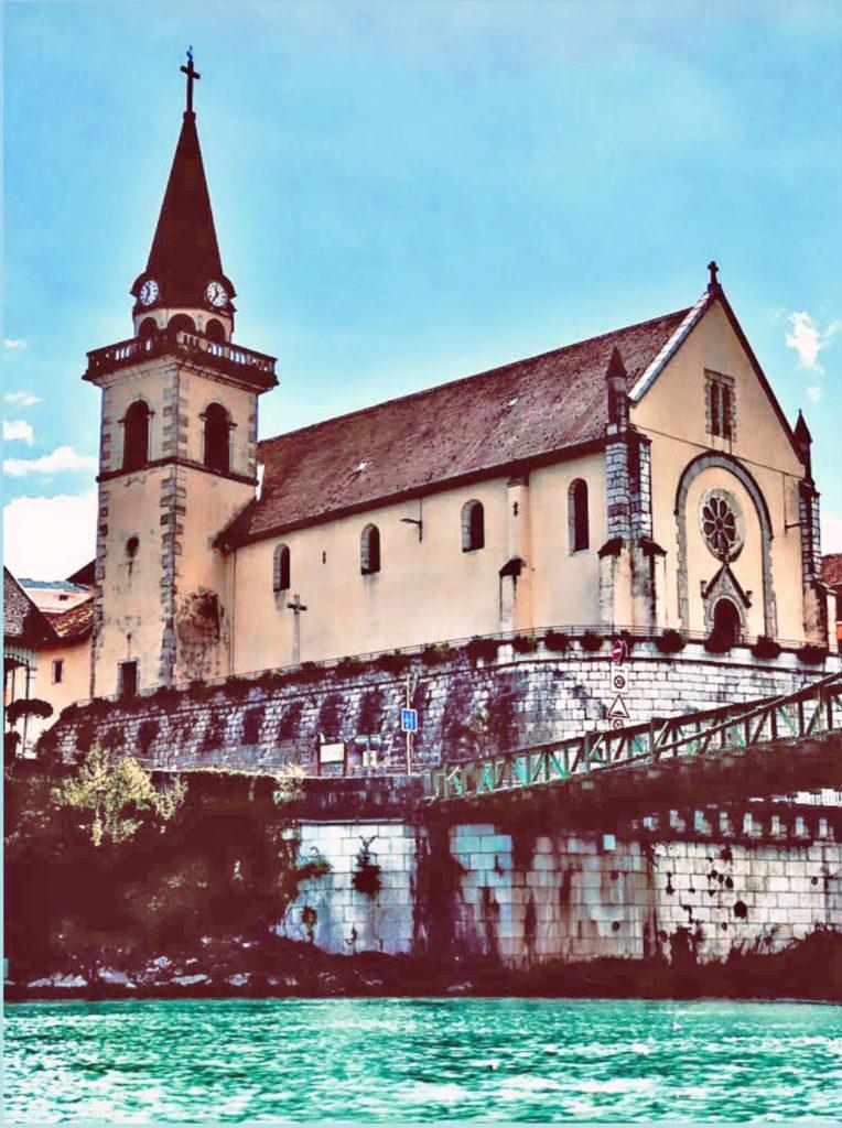 église mairie Seyssel