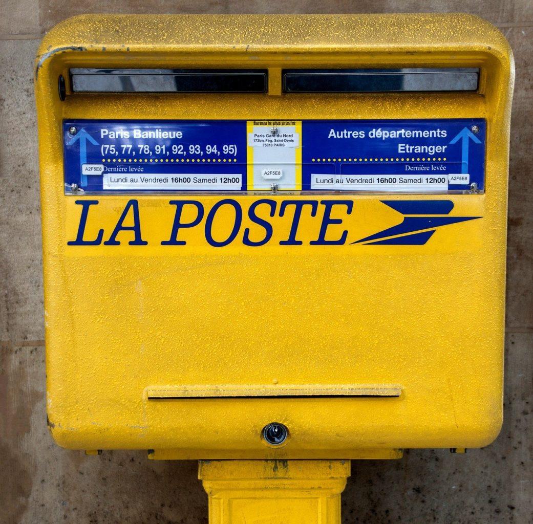 la poste Seyssel mairie
