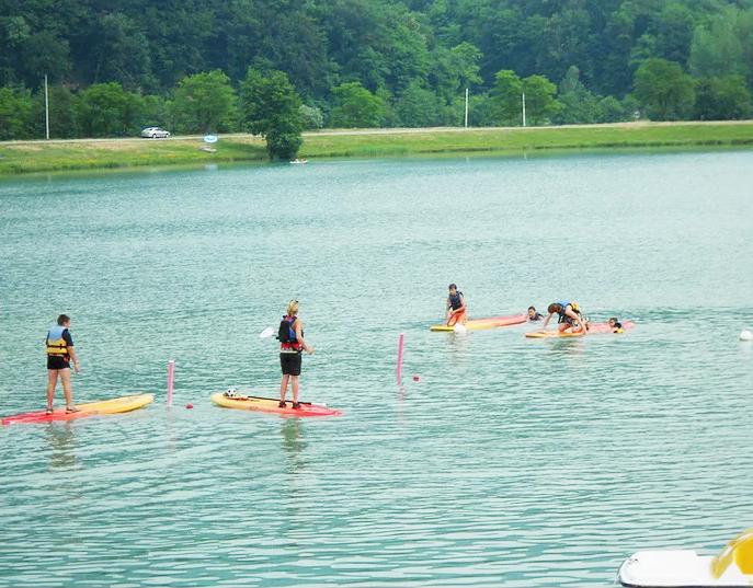 stand up paddle Seyssel