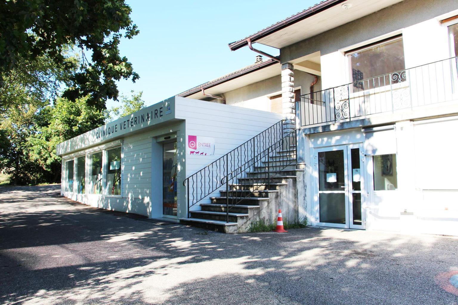 Clinique vétérinaire Seyssel