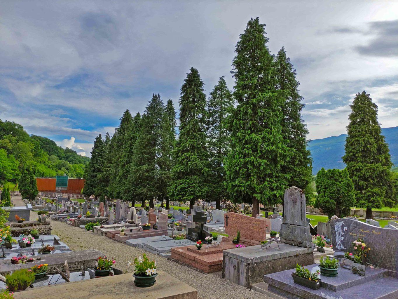 cimetière Seyssel