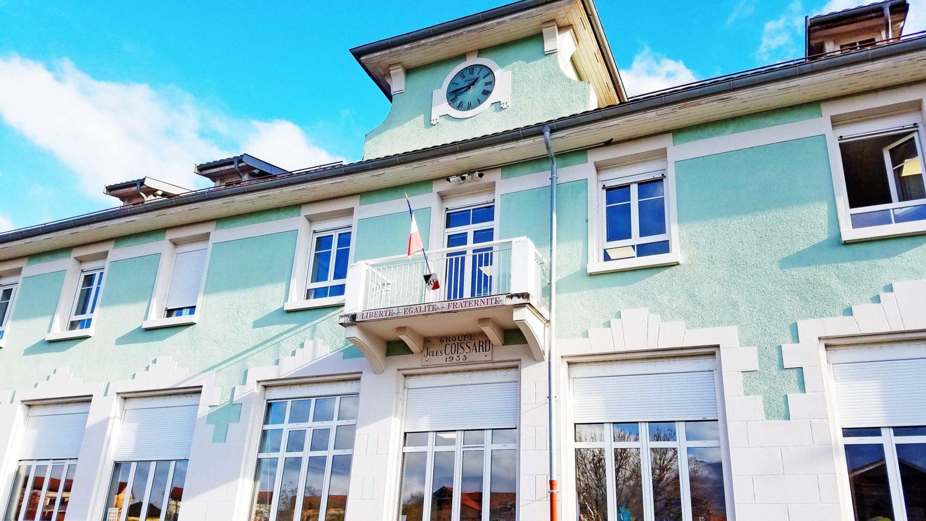 école primaire mairie seyssel