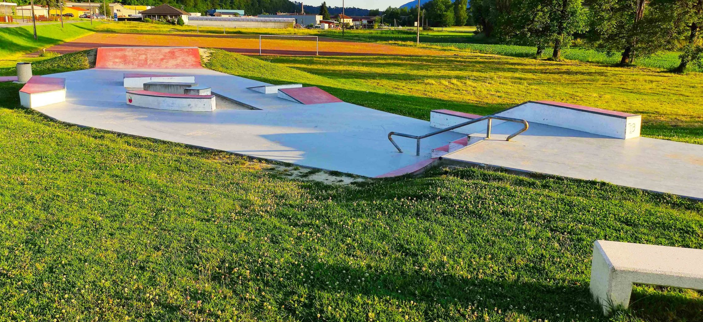 Skatepark Seyssel
